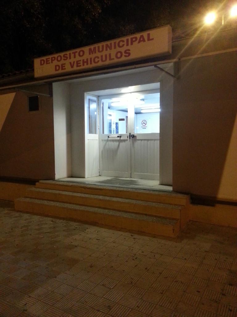20140409 0033471 768x1024 Historii garść o Hiszpańskiej Policji Lokalnej