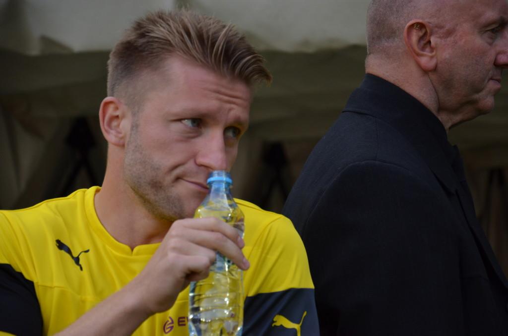 DSC 6442 1024x678 Zdjęcia i tyle. Sląsk Wrocław vs Borussia Dortmund