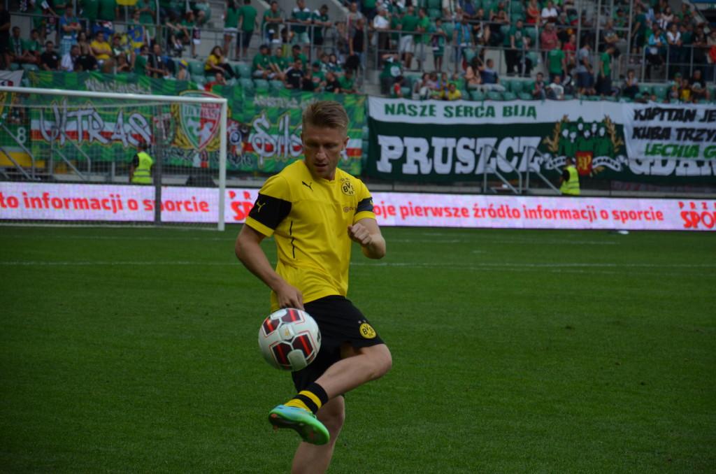 DSC 6453 1024x678 Zdjęcia i tyle. Sląsk Wrocław vs Borussia Dortmund