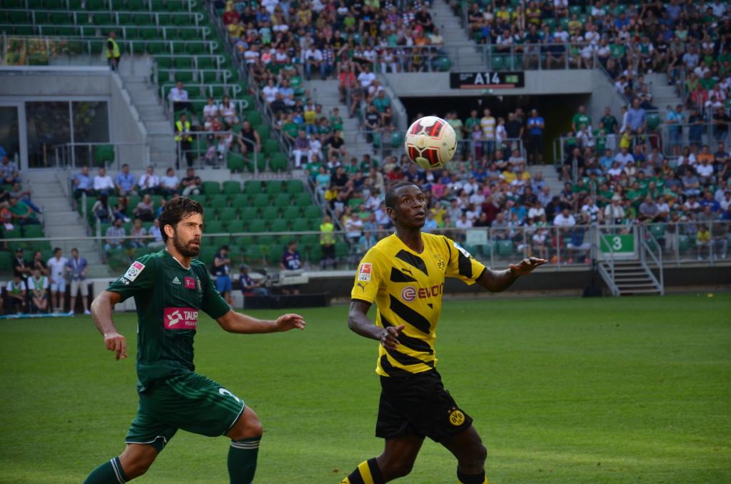 DSC 6540 1024x678 Zdjęcia i tyle. Sląsk Wrocław vs Borussia Dortmund
