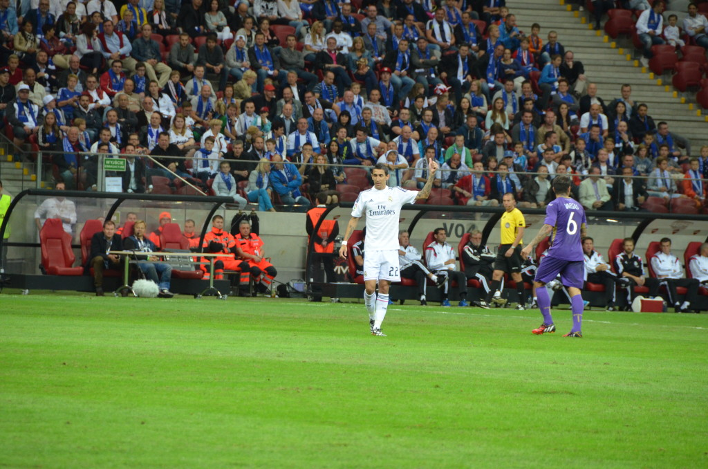 DSC 7094 1024x678 Super Mecz 16/08/2014 Real Madryt vs Fiorentina