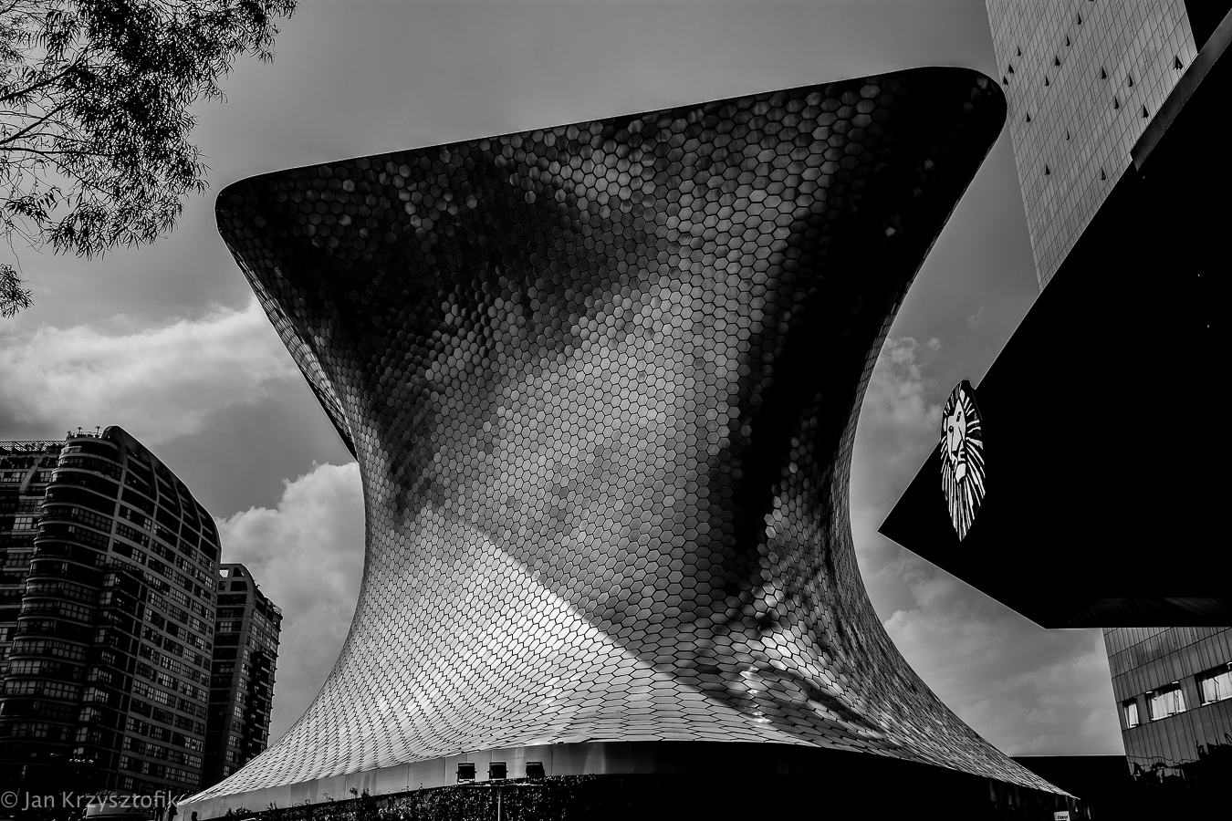 Mexico 20.11.2017 14 of 28 Museo Soumaya, little bit of Zócalo... CDMX