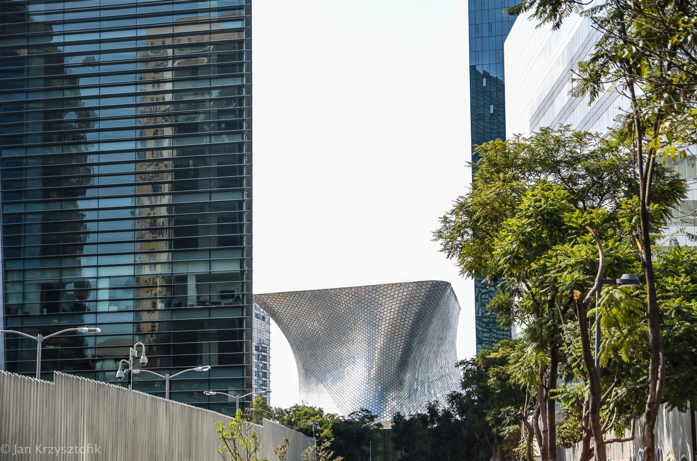Mexico 20.11.2017 9 of 28 Museo Soumaya, little bit of Zócalo... CDMX